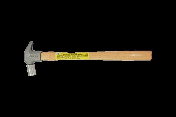 Beschlaghammer Mustad rund