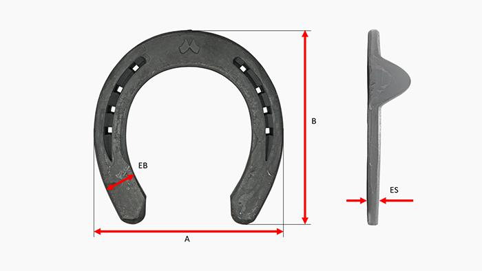 Hufeisen-Helm-Mustad-DynaMic-VSK