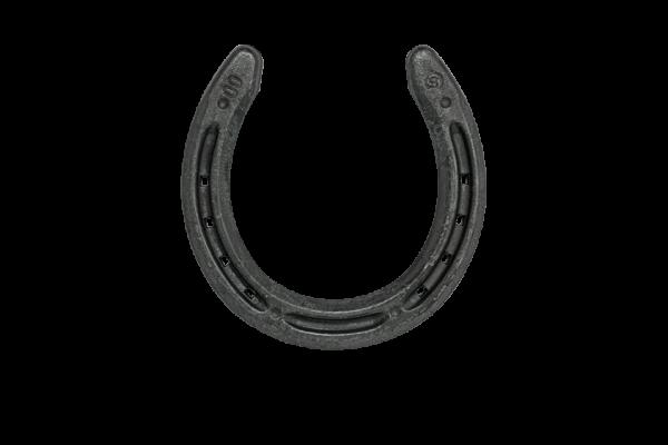 Hufeisen Helm Double S Front Barrel Horseshoe FB 002